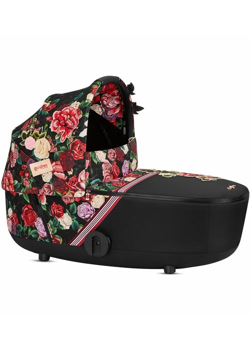 Cybex Cybex Mios Lux Carry Cot In Spring Blossom Dark