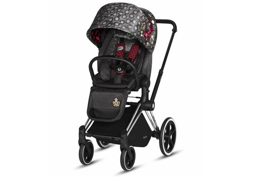 Cybex Cybex Priam Complete Stroller - Rebellious