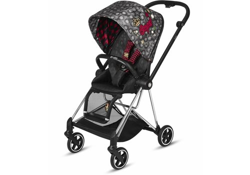 Cybex Cybex Mios Complete Stroller - Rebellious