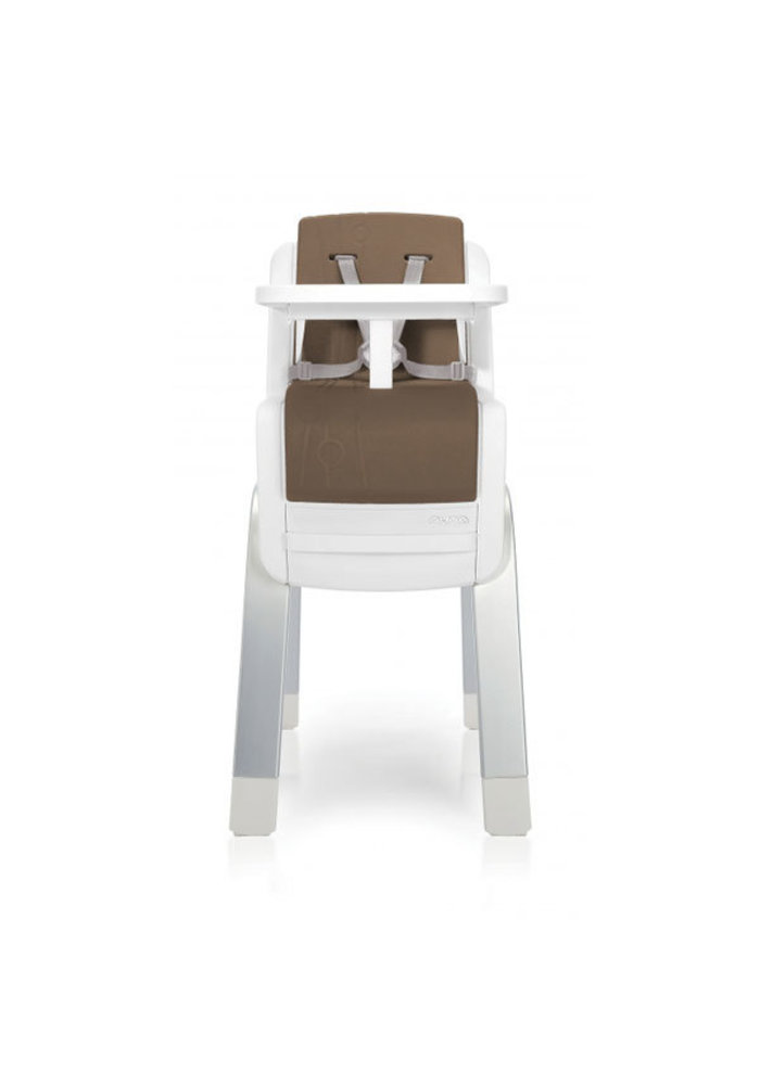 Nuna Zaaz Infant to Adult High Chair In Almond