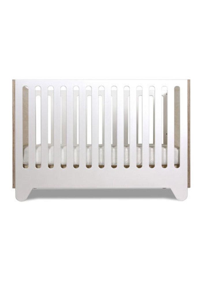 Spot On Square Hiya Crib End Panels -Birch
