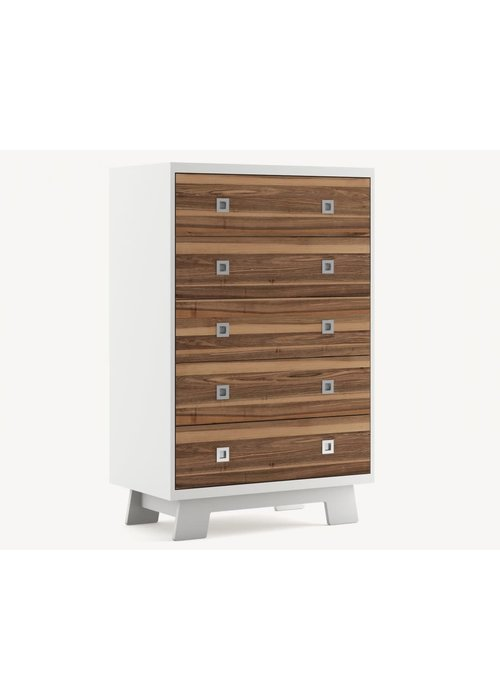 Dutailier Dutailier Pomelo 5 drawer Dresser- Custom Design Your Own Color