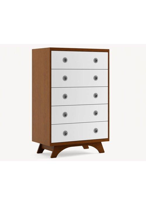 Dutailier Dutailier Melon 5 drawer dresser- Custom Design Your Own Color