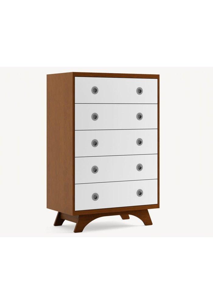 Dutailier Melon 5 drawer dresser- Custom Design Your Own Color