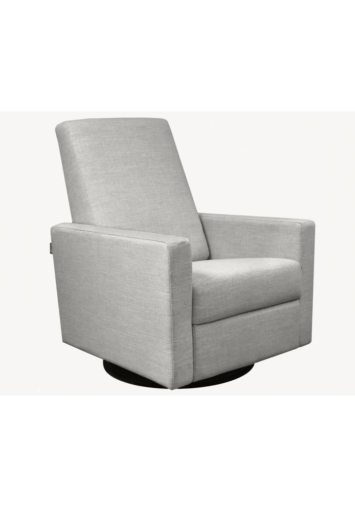 Dutailier Alsace Glide, Recline, Swivel, With Footrest - Custom Design Your Own Color