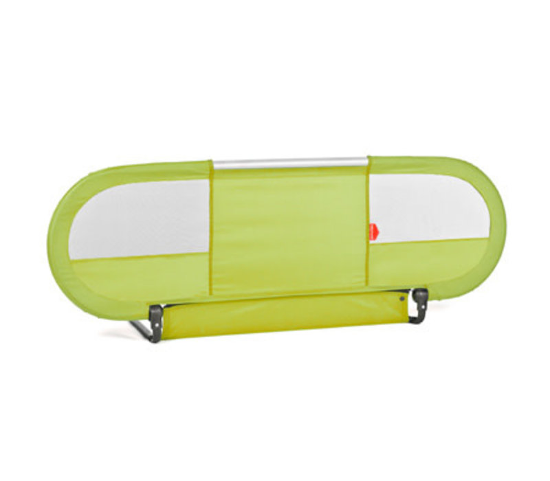 BabyHome Side Bed Rail In Lime