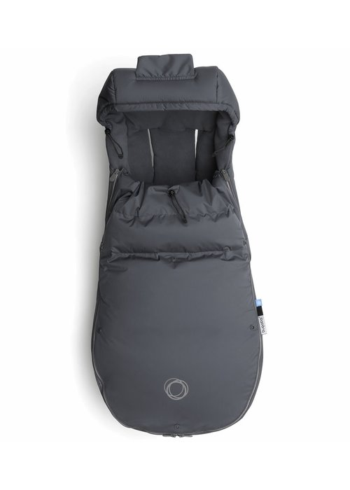 Bugaboo Bugaboo Fox/Cameleon Extendable High Performance Footmuff In Stellar