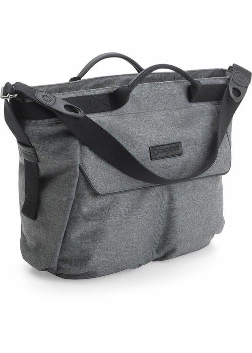 Bugaboo Bugaboo Changing Bag In Grey Melange