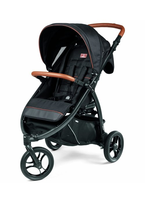 Peg-Perego Peg Perego Z3 Stroller In Agio Black