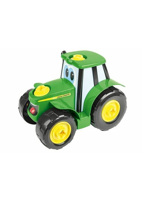 Tomy Tomy John Deere Build A Johnny Tractor