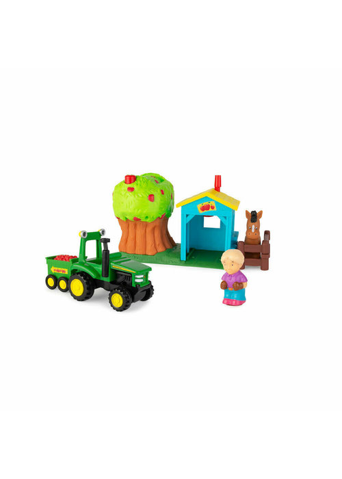 Tomy Tomy John Deere 1st Farming Fun Apple Orchard Playset