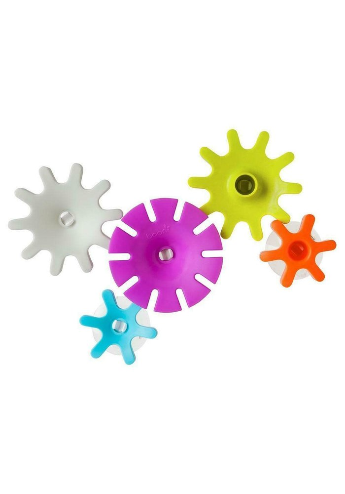 Boon Cogs Water Gear With Toys