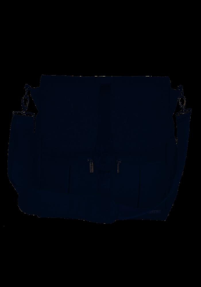 JJ Cole Backpack Diaper Bag In Heather Grey