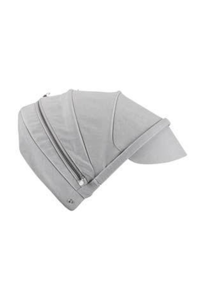 CLOSEOUT!! Stokke Scoot Canopy In Grey Melange
