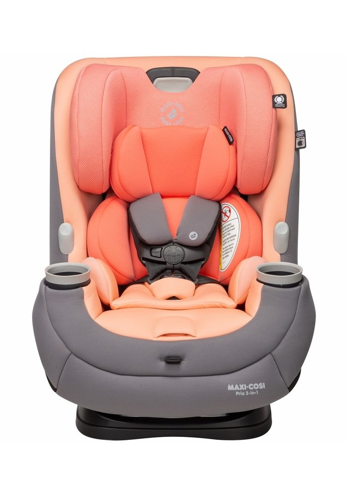 Maxi Cosi Pria Convertible Car Seat In Peach Amber