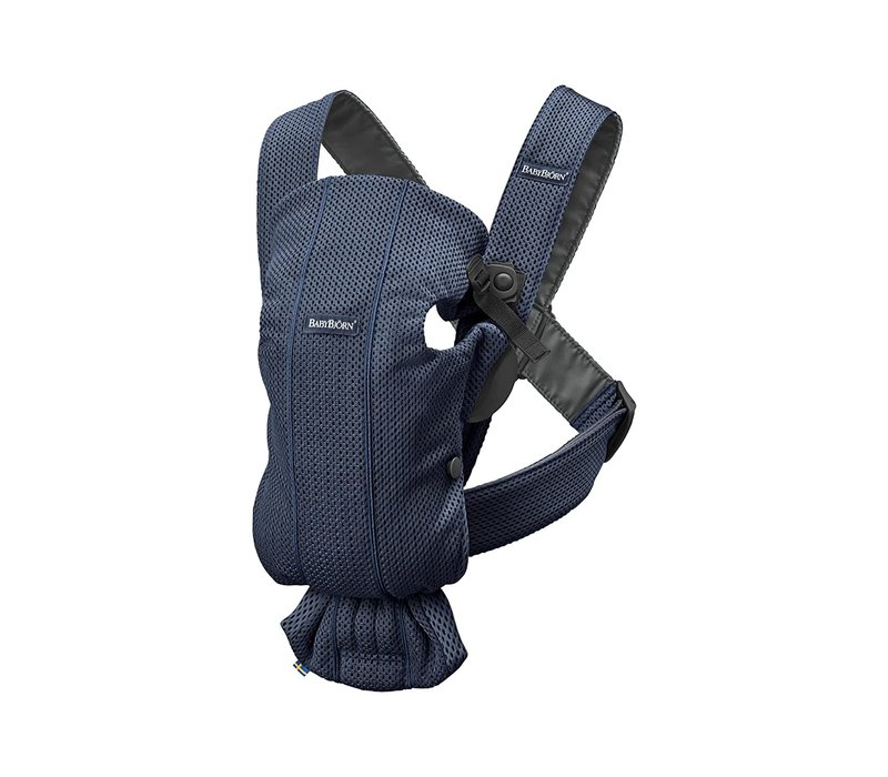 BABYBJORN Baby Carrier Mini 3D Mesh, In Navy