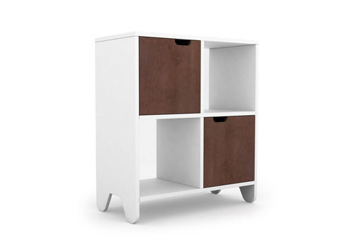 Spot On Square Spot On Square Hiya Bookshelf-Walnut