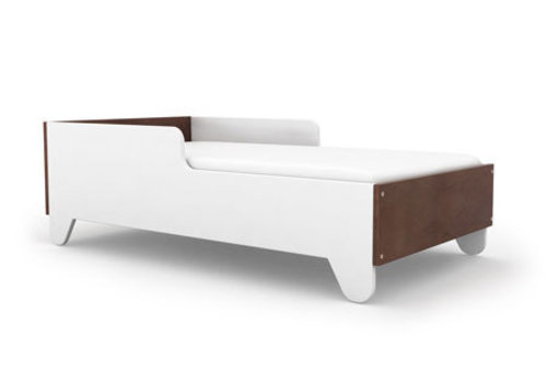 Spot On Square Spot On Square Hiya Toddler Bed-Walnut