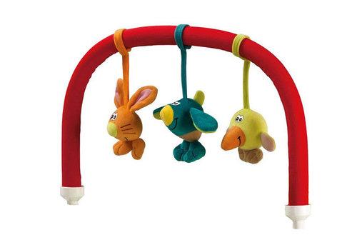Peg-Perego Peg Perego Toy Play Bar For Siesta, Tatamia, Prima Pappa