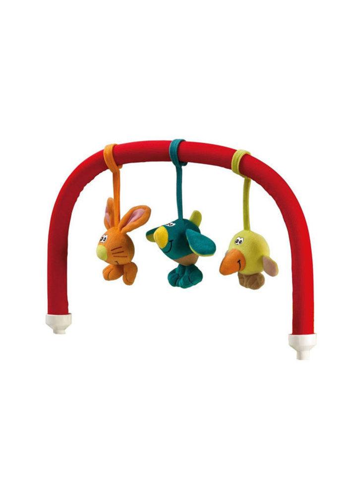 Peg Perego Toy Play Bar For Siesta, Tatamia, Prima Pappa