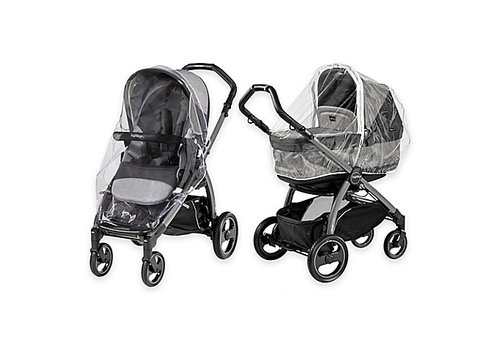 Peg-Perego Peg Perego Book Pop Up, Team, & YPSI Rain Cover for Seat and Bassinet