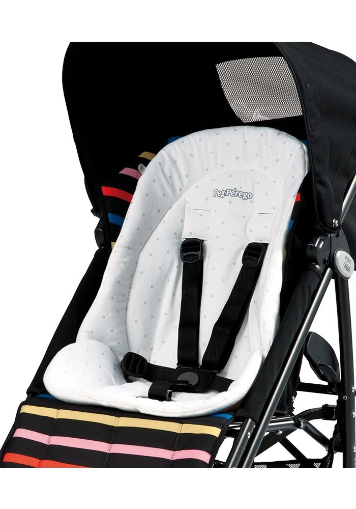 Peg Perego Baby Cushion -Reversible Seat Cushion For Strollers
