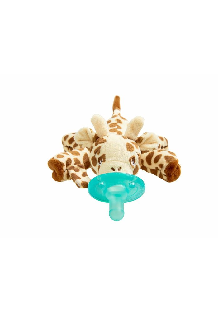 Philips Avent Soothie Snuggle Pacifier, Om+,Giraffe