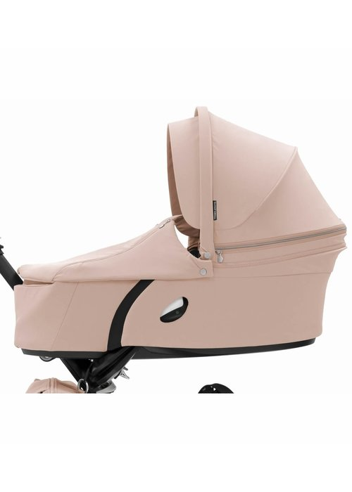 Stokke Stokke Xplory Balance Carrycot In Balance Pink