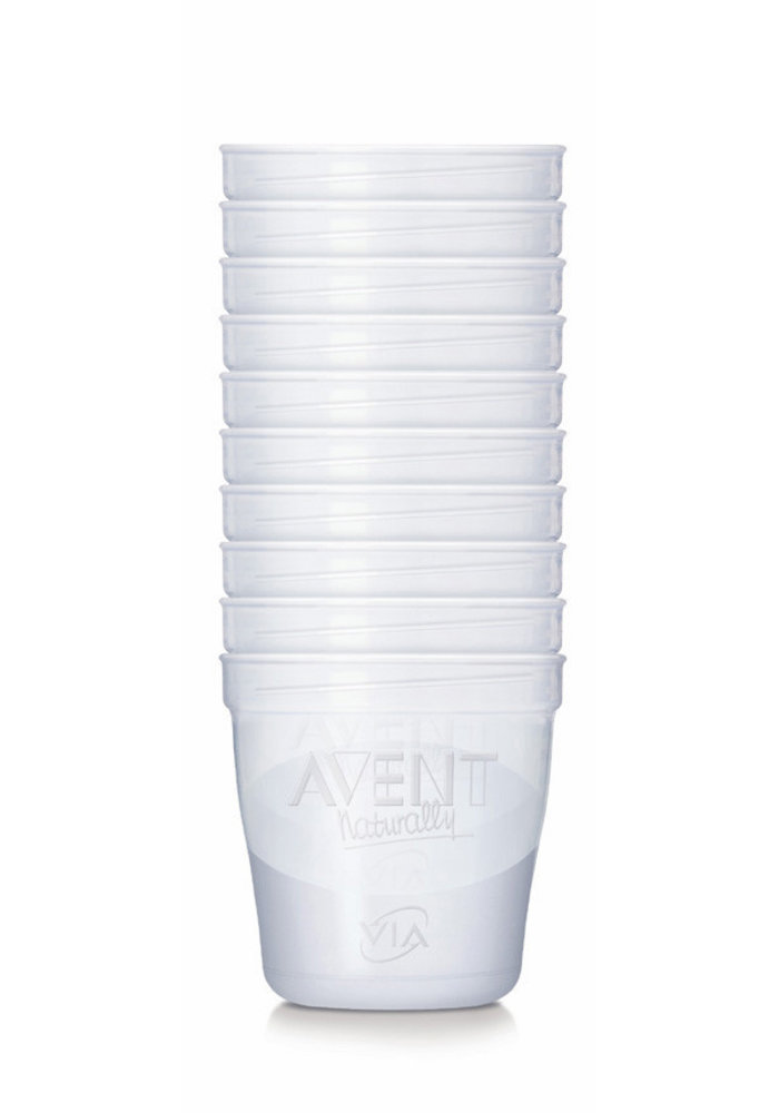 CLOSEOUT!!! Philips Avent VIA 8 Ounce Refill 5 Pack