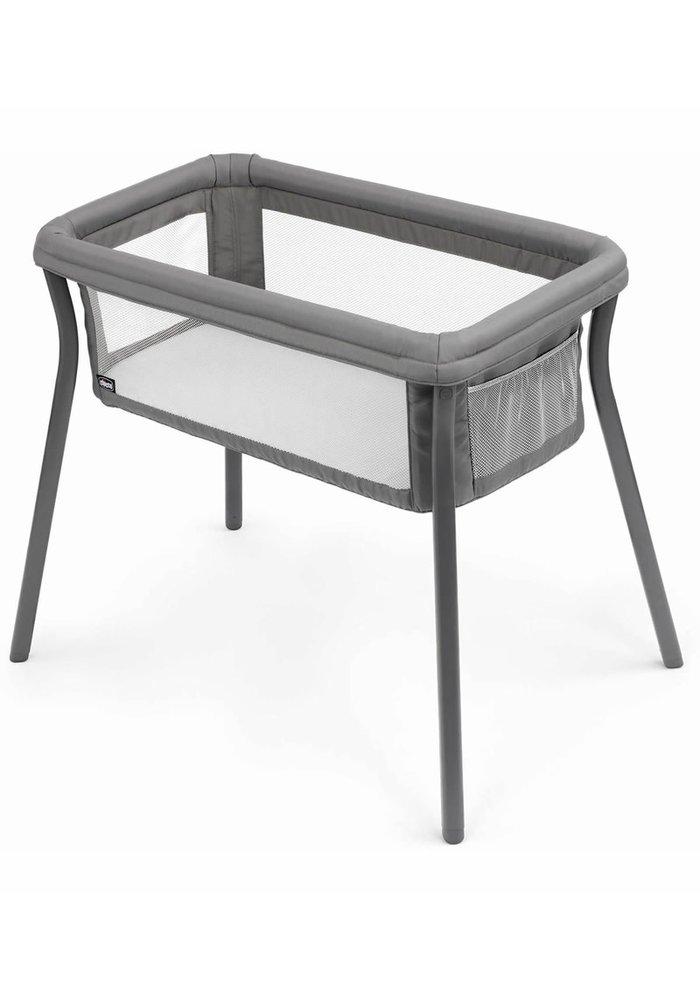 Chicco Lullago Portable Bassinet In Sandstone