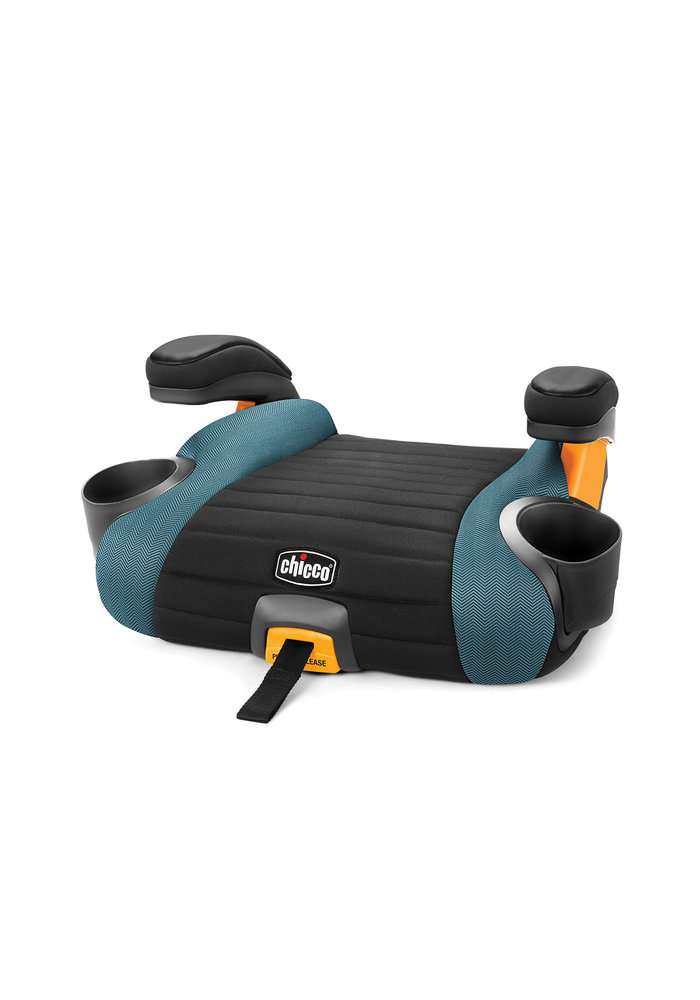 Chicco GoFit Plus Backless Booster In Stream