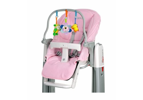 Peg-Perego Peg Perego Tatamia Accessories Kit In Pink- Rosa