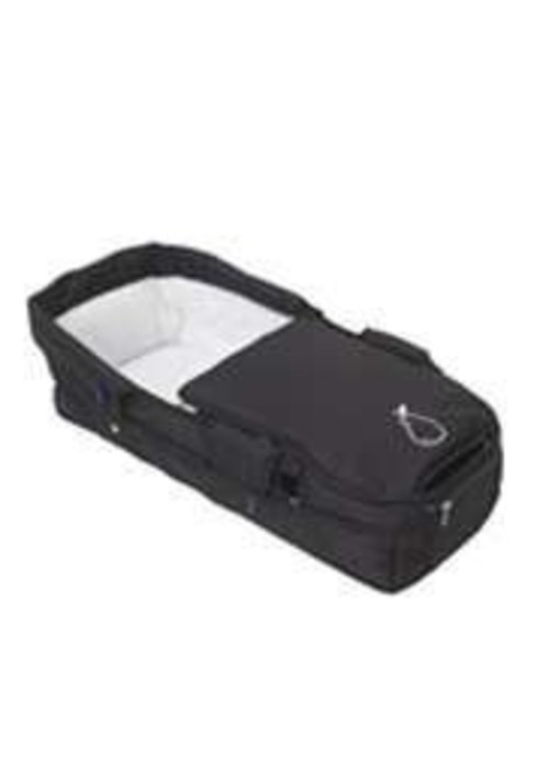 i Candy CLOSEOUT!!! iCandy Pear Upper Fabric Carrycot in Black