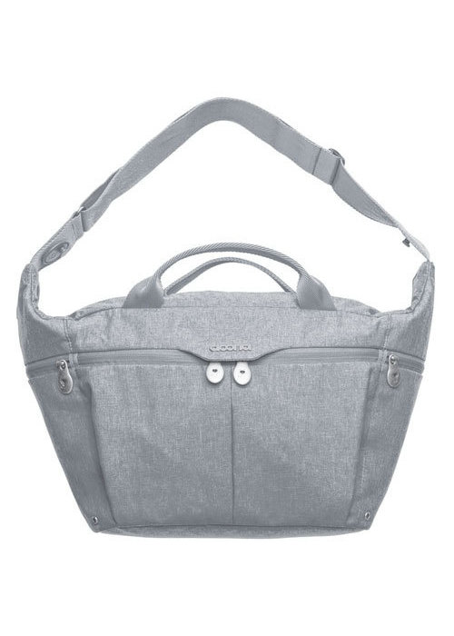 Doona Doona All-Day Bag In Grey - Storm
