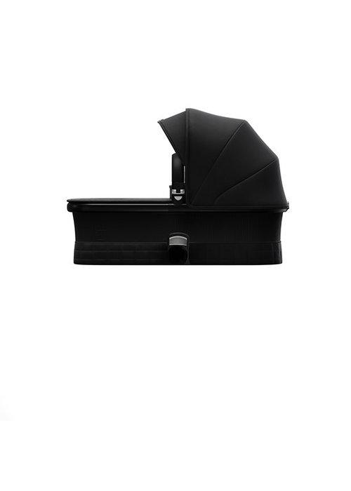Joolz Joolz Hub Quadro Bassinet In Black Noir