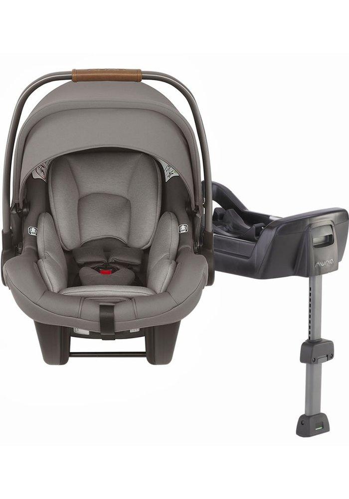 Nuna Pipa Lite LX Infant Car Seat Granite