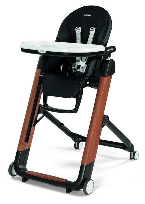 Peg-Perego Peg Perego Prima Siesta High Chair In Agio Black