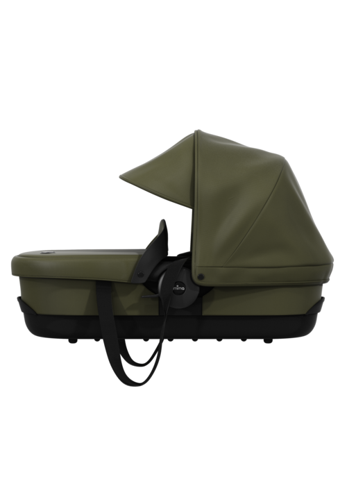 Mima Kids Mima Zigi Carrycot In Olive Green