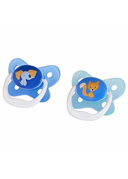 Dr. Brown Dr. Browns Prevent Butterfly Stage 2 Asst 2-Pk (6-12mths)