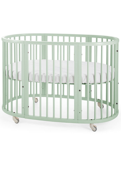 Stokke Stokke Sleepi Crib Without Mattress In Mint Green