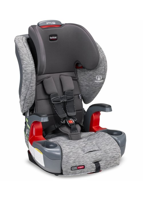 Britax Britax Grow With You ClickTight Booster Car Seat - Asher