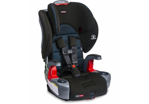 Britax Britax Grow With You ClickTight Booster Car Seat - Cool Flow Teal
