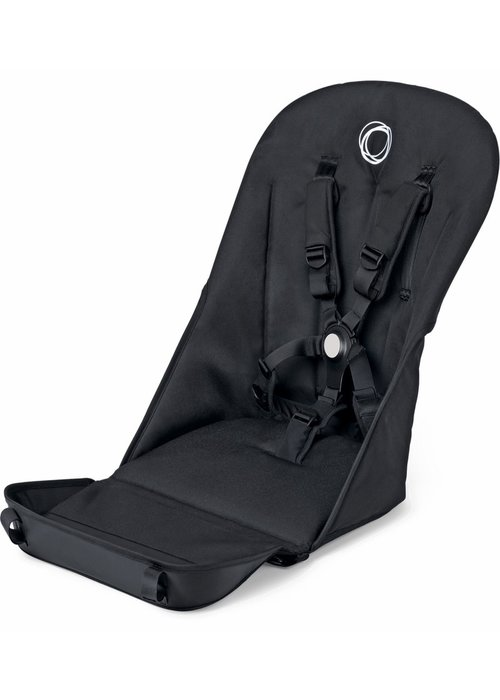 Bugaboo Bugaboo Cameleon 3 Replacement Seat Fabric In Black