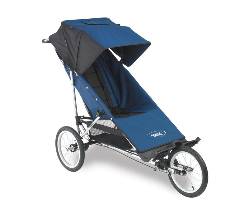Advance Mobility Freedom Jogger Special Needs In Navy
