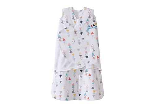 Halo HALO SleepSack Swaddle Cotton Multi Triangle Cotton , Small