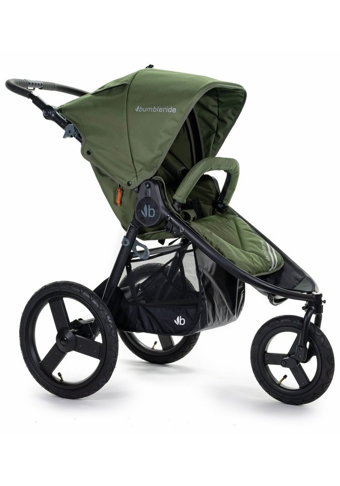 2020 Bumbleride Speed In Olive Green