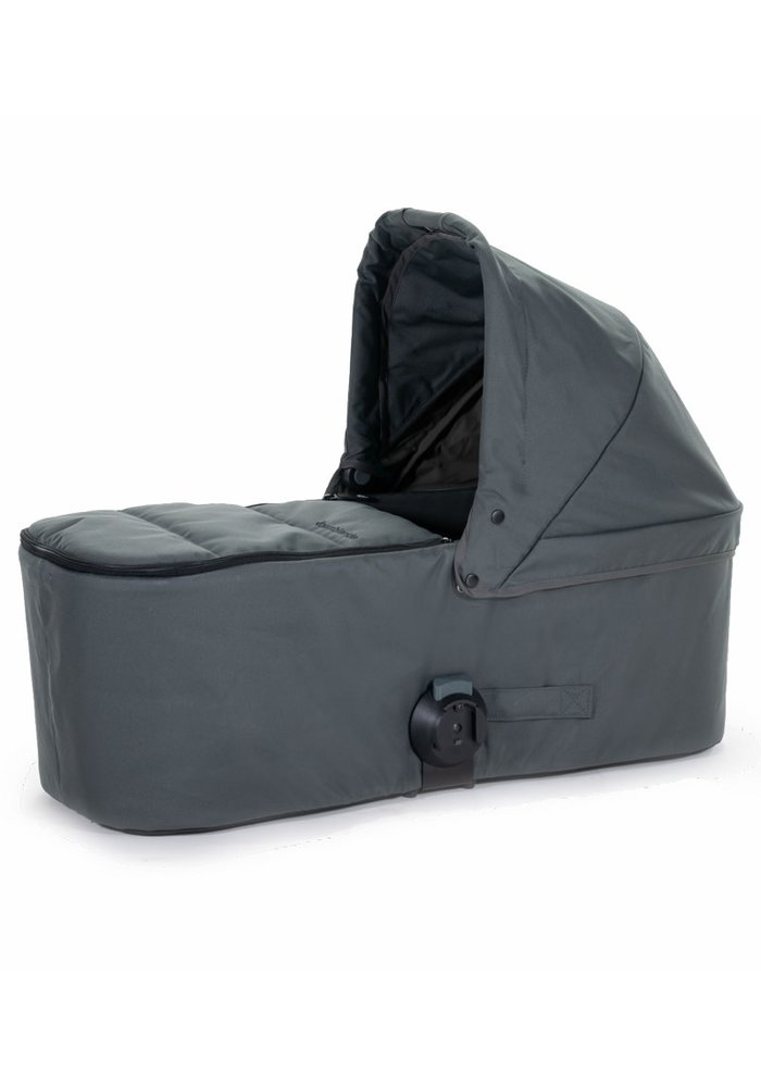 2020 Bumbleride Indie Twin Bassinet In Dawn Grey