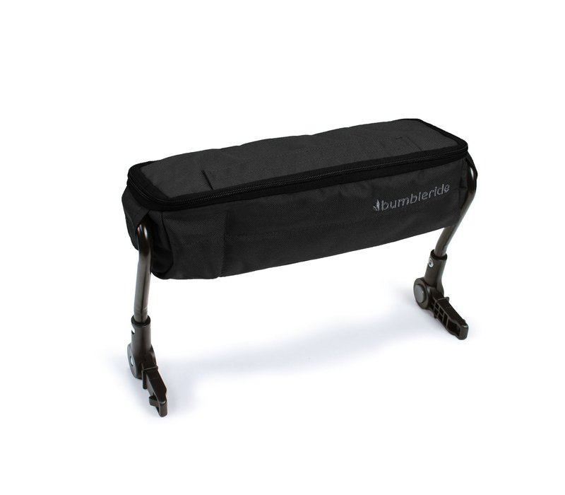 2020 Bumbleride Snack Pack Matte Black For Indie Twin