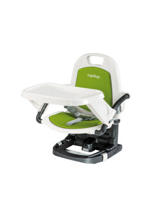 Peg-Perego Peg Perego Rialto Booster Seat Highchair In Mela- Green
