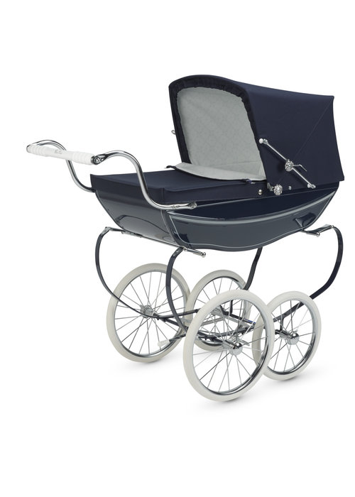 Silver Cross Silver Cross Doll Carriage Oberon- Navy